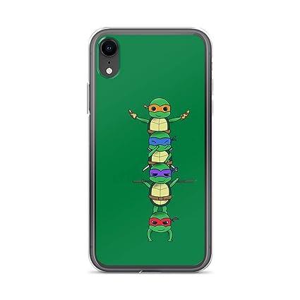 Amazon.com: shona Ninja Turtle Case Cover Compatible for ...