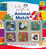 Animal Match, Julie Aigner-Clark, 0786855320
