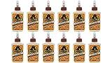 Gorilla 6202001-12 Wood Glue (12 Pack), 4 oz