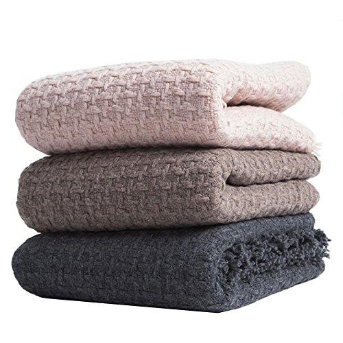 Tra Cui Scegliere Donne 200 Dark Colori Pink Gray Dell'involucro Morbido Nuove Hyhan 70 Cm Ispessimento Cashmere Grande Lunga Scialle 3 Agnello Sciarpa Sezione TxUnwHq5