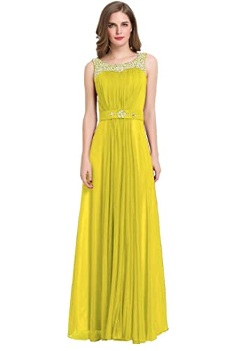 Beauty-Emily Womens Long Mermaid Evening Dresses Beaded Formal Prom Party Cocktail Wedding Guest Gowns