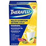 Theraflu Multi-Symptom Severe Cold Hot Liquid