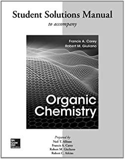 Amazon loose leaf for organic chemistry 9780077640187 solutions manual for organic chemistry fandeluxe Gallery