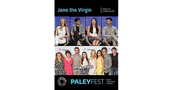 Amazon.com: Jane the Virgin: Cast and Creators Live at ...