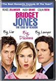 Renee Zellweger is back as everyone's favorite witty heroine in Bridget Jones: The Edge of Reason. Not that Bridget's counting, but it's been six wonderful weeks, four fabulous days, and seven precious hours with one flawless boyfriend, Mark ...