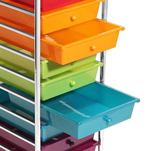 Buy craft drawers rolling cart