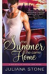 The Summer He Came Home (Bad Boys of Crystal Lake Book 1) Kindle Edition