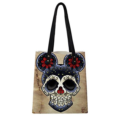 Advocator Womens Tote Bag mit Geldbörse Casual Travel Handtasche Stilvolle Lehrer Tote Taschen Strandtasche Totes Color-2 F6HzVrN6C