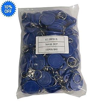 Amazon.com: 100 Pack DX Series 125 KHz Control de acceso ...