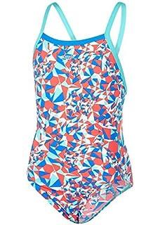 Speedo Womens Girls Glow Ball Flip Turns Bikini   Swimsuit Swimming ... 20b3e61180