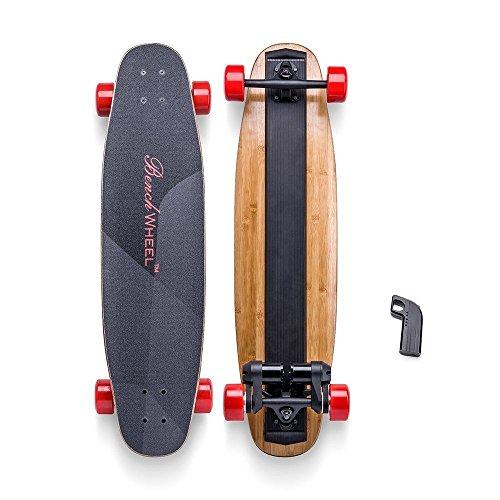 Benc-hwheel-Electric-Skate-longboard-20-MPH-Dual-1800-W-High-Performance-de-Moteur-B2