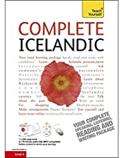 Complete Icelandic Beginner to Intermediate Course: (Book and audio support) Learn to read, write, speak and understand a new language