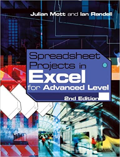 Advanced excel projects