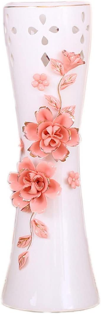 FENGHGO Ceramic vases, Flower Holder, Decorative