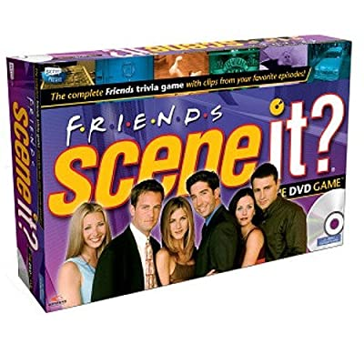 Scene It? Friends Edition DVD Game: Toys & Games