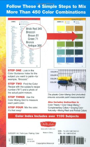 Color Mixing Recipes For Oil Acrylic Mixing Recipes For More Than