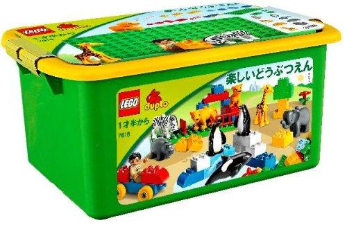 レゴ デュプロ 楽しいどうぶつえん 7618 (旧バージョン)