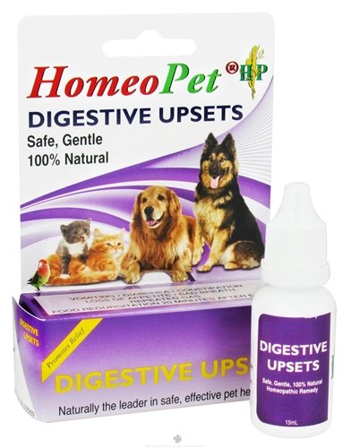 Homeopet Digestive Upsets 15 mL