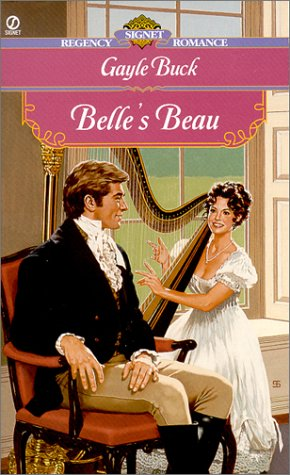 book cover of Belle\'s Beau