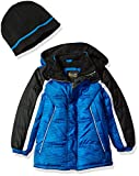 Best iXtreme Snow Jackets - iXtreme Toddler Boys' Space Dye Print Colorblock Gwp Review