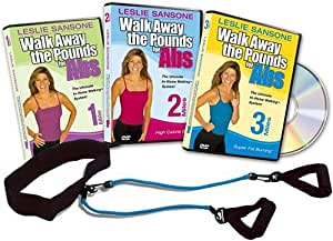 Walk Away the Pounds for Abs [with belt]