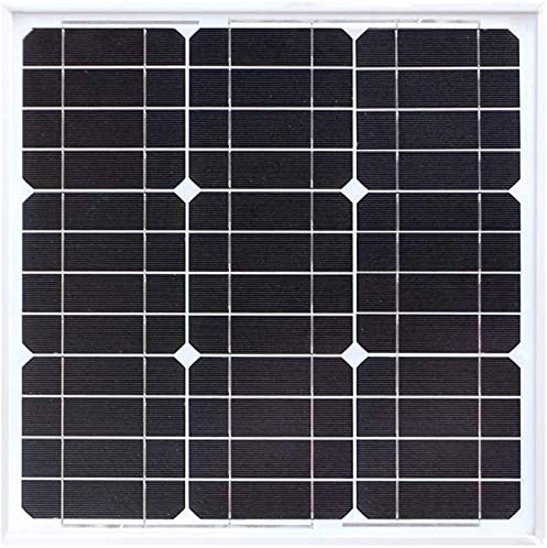 zhangchao Sonnenkollektor, Photosynthetic 18V20w Car Solar-Panel Photovoltaik-System Home Street Lamp Power Generation Brett Lade 12V Batterie