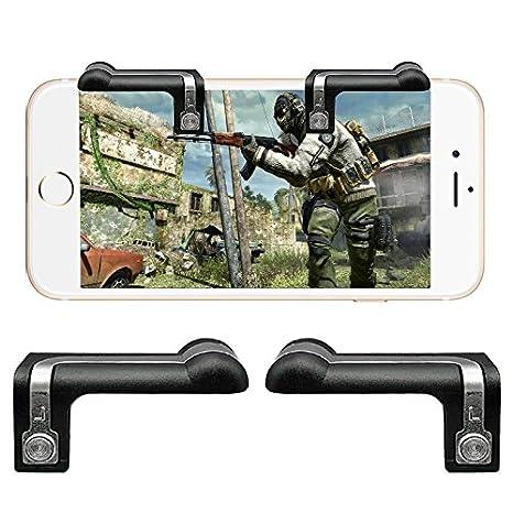Manejar Atajos De Teclado Juego De Disparo Herramienta Auxiliar V6.0 FUT1 Botón de juego Disparo de gatillo Móvil Controlador tirador móvil: Amazon.es: ...