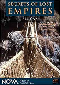 Secrets of Lost Empires 1: Inca