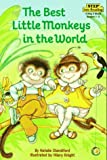 img - for The Best Little Monkeys in the World (Step into Reading) book / textbook / text book