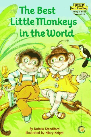 The Best Little Monkeys in the World (Step into Reading)