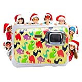 Kids Waterproof Camera, Vmotal Digital Camera for Kids 2.0 Inch TFT Display Children