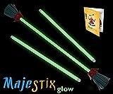 Majestix Glow in the Dark Juggling Devil Sticks