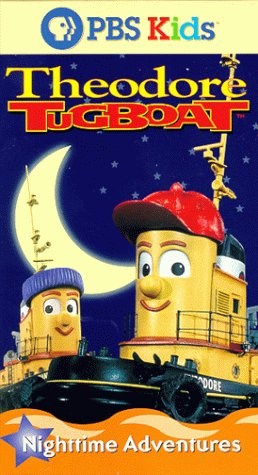 Theodore Tugboat - Nighttime Adventures [VHS]
