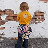 Gilrs Skirt Suit,Children Girl Long Sleeves