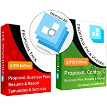 Proposal Pack for Any Business - Business Proposals, Plans, Templates, Samples and Software V17.1