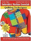 Embroidery Machine Essentials, Linda Turner Griepentrog, 0873498461