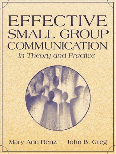 Communication theories and practice syllabus