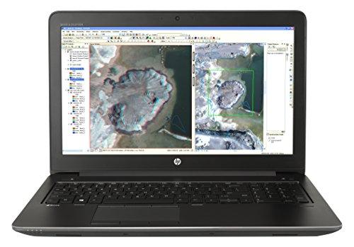 "HP V2W11UT#ABA Commercial Specialty Zbk3 15"" i7 6700 512GB 16GB W7 10 Laptop -  HPI"