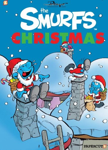 Christmas Comics - Smurfs Christmas, The (The Smurfs Graphic Novels)