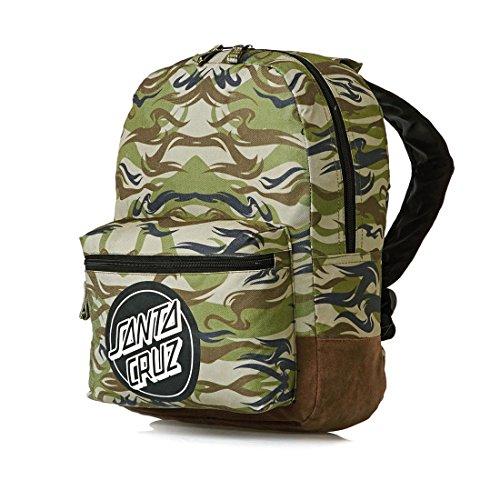 Santa Cruz Camo Dot Backpack – Camo