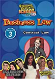Standard Deviants School - The Cutthroat World of Business Law, Program 3 - Contract Law (Classroom Edition) [Import]