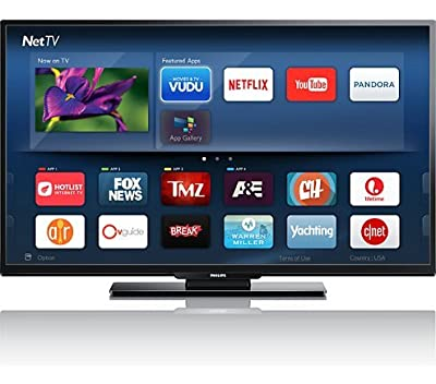Phillips 5000 Series 55-inch 4K 2160p 120 PMR LED Smart HDTV (Certified Refurbished)
