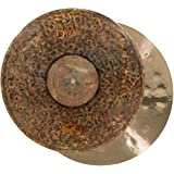 Meinl Cymbals B15EDMTH Byzance Extra Dry 15-Inch Medium Thin Hi Hat Cymbal Pair (VIDEO)