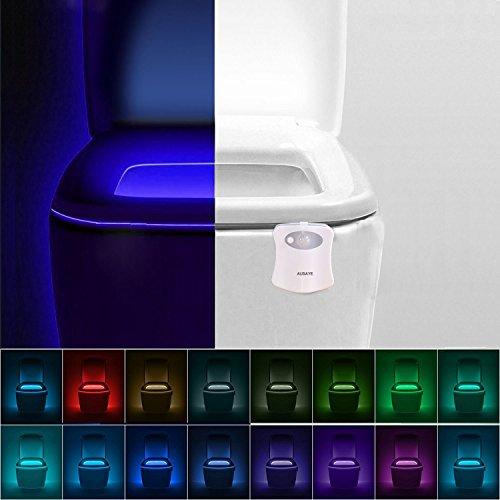 Light Ambient Bathroom Fixture - 8