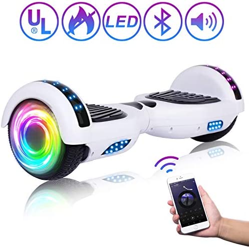 SISIGAD Hoverboard Balancing Two Wheel Bluetooth product image