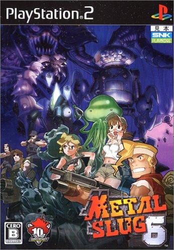 Metal Slug 6 [Japan Import] - Metal Slug Playstation 2