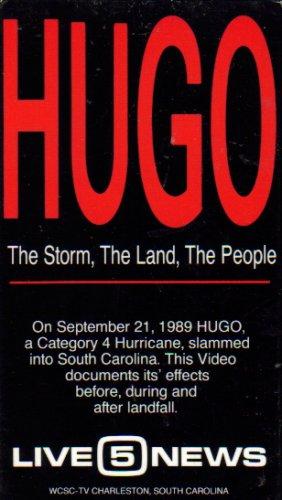 Hurricane Hugo: The Storm, The Land, The People (Live 5 News, Charleston, South Carolina)