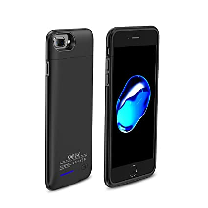 official photos 7f2d1 3e4ed Amazon.com: Battery Charger Case,Indmird 4200Mah Capacity Battery ...