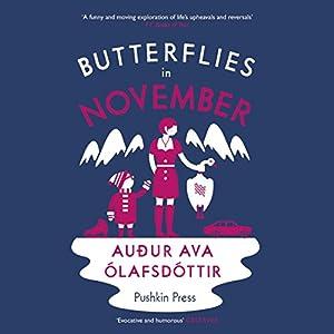 Butterflies in November Audiobook