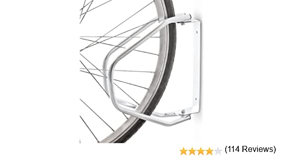 Relaxdays Soporte para Bicicleta a Pared ? Ajustable: Amazon.es ...